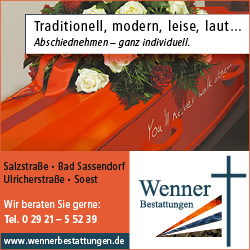 Bestattungen Wenner